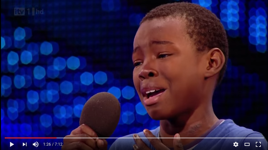 He Cried On National TV – Then Killed the Audition